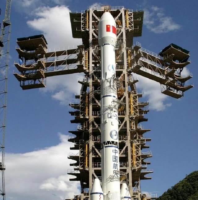 TICA в аэрокосмонавтике Китая