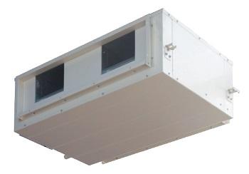 Канальный блок со 100% подмесом свежего воздуха TMDF600A-030