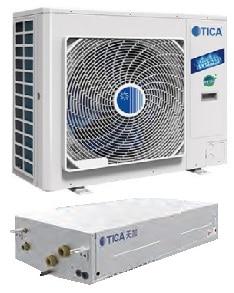 Инверторный тепловой насос TSCA160DHLD