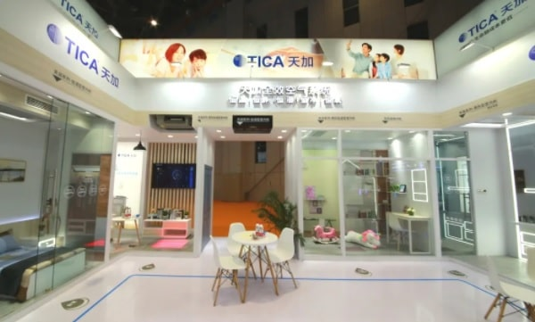TICA All Features Air Conditioning System