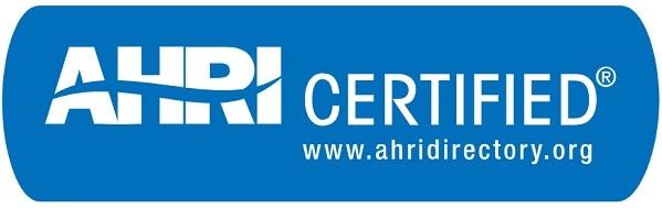 Маркировка AHRI Certified